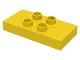 Lot ID: 51776911  Part No: 6413  Name: Duplo Tile, Modified 2 x 4 x 1/2 (Thick) with 4 Center Studs