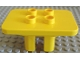 Part No: 6479  Name: Duplo, Furniture Table Square with 4 Top Studs
