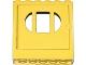 Part No: x610c03  Name: Fabuland Door Frame 2 x 6 x 5 with Yellow Door