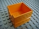 Part No: 6471  Name: Duplo Furniture Drawer 2 x 2 with Semicircle Cutout