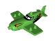 Part No: 13520pb01  Name: Duplo Airplane with Disney Planes Ripslinger Pattern
