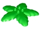 Part No: 31059  Name: Duplo Plant Palm Tree Leaves with 4 Top Studs