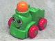 Part No: 31155  Name: Primo Vehicle Train Choo Choo Engine with Happy Face on Front