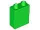 Part No: 4066  Name: Duplo, Brick 1 x 2 x 2 without Bottom Tube