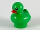 Part No: 49661pb02  Name: Duckling with Red Beak Pattern