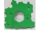 Part No: bb0906  Name: Foam, Scala Bush 11 x 9 with Cutout and 4 Holes