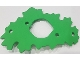 Part No: bb0907  Name: Foam, Scala Bush 15 x 9 with Cutout and 4 Holes