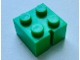 Part No: bslot02  Name: Brick 2 x 2 without Bottom Tubes, Slotted (with 1 slot)