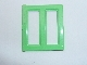 Part No: 6468  Name: Duplo Door / Window Pane 1 x 3 x 4 with Two Panes