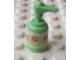Part No: 6933bpb02  Name: Scala Accessories Bottle Pump with Flowers Pattern (Sticker) - Set 3117