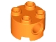 Lot ID: 202697152  Part No: 17485  Name: Brick, Round 2 x 2 with Pin Holes