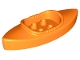 Part No: 23991  Name: Duplo Boat Kayak with 4 Studs