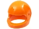Part No: 2446  Name: Minifigure, Headgear Helmet Motorcycle (Standard)