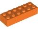 Part No: 2456  Name: Brick 2 x 6