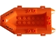 Part No: 30086pb09  Name: Boat, Rubber Raft, Small with 'RB-43' Pattern on Both Sides (Stickers) - Set 4210