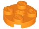 Part No: 4032  Name: Plate, Round 2 x 2 with Axle Hole