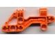 Part No: 41672  Name: Bionicle Bohrok Shoulder, Liftarm 1 x 3 x 7