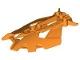 Part No: 61805  Name: Bionicle Panel / Shield (Axalara T9)