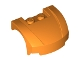 Part No: 98835  Name: Vehicle, Mudguard 3 x 4 x 1 2/3 Curved Front