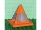 Part No: x604c01  Name: Foam, Racers, Warning Cone