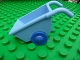 Part No: 2292c04  Name: Duplo Wheelbarrow with Blue Wheels
