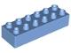 Part No: 2300  Name: Duplo, Brick 2 x 6