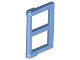 Part No: 60608  Name: Window 1 x 2 x 3 Pane with Thick Corner Tabs