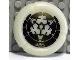 Lot ID: 171729048  Part No: 32533pb326  Name: Bionicle Disk, 326 Po-Metru Pattern