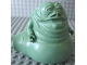 Part No: 44361c01  Name: Body SW Hutt Adult - Torso/Head with Arms Assembly (Jabba The Hutt)