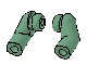 Part No: 981982  Name: Arm, (Matching Left and Right) Pair