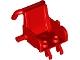 Part No: 24312  Name: Minifigure, Utensil Wheelchair Seat