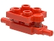 Part No: 2484c01  Name: Vehicle, Spring Wheels Holder 2 x 2