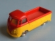 Lot ID: 146087136  Part No: 259pb01  Name: HO Scale, VW Pickup with Yellow Base