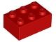 Lot ID: 165883605  Part No: 3002  Name: Brick 2 x 3