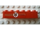 Part No: 3009pb108L  Name: Brick 1 x 6 with Hogwarts Coat of Arms Pattern Left of Center for Model Right Side (Sticker) - Set 10132