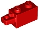 Part No: 30541  Name: Hinge Brick 1 x 2 Locking with 1 Finger Horizontal End