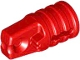 Part No: 30552  Name: Hinge Cylinder 1 x 2 Locking with 1 Finger and Axle Hole on Ends with Slots