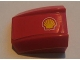 Part No: 30602pb041L  Name: Slope, Curved 2 x 2 Lip with Shell Logo Pattern Left (Sticker)