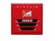 Part No: 3068bpb0853  Name: Tile 2 x 2 with Groove with 'STRALIS', Scuderia Ferrari Logo and 'IVECO' Pattern (Sticker) - Set 30191