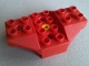 Part No: 31039c01  Name: Duplo, Toolo Wing 4 x 6 with Cut Corners