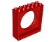 Part No: 31191  Name: Duplo Ball Tube Exit with Round Doorway 2 x 6 x 5