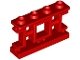 Part No: 32932  Name: Fence 1 x 4 x 2 Ornamental Asian Lattice with 4 Studs