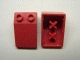 Part No: 3298miA  Name: Minitalia Slope 33 3 x 2 with Bottom X Supports