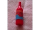 Part No: 33011bpb04  Name: Scala Accessories Bottle Wine, Label with Tomatoes Pattern (Sticker) - Set 3149