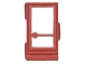 Part No: 33c  Name: Door 1 x 2 x 3 Right, without Glass for Slotted Bricks