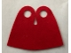 Part No: 36113  Name: Minifigure, Cape Cloth, Very Short, Tear-Drop Neck Cut - Spongy Stretchable Fabric