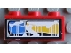Part No: 3622pb011L  Name: Brick 1 x 3 with Front Headlight Pattern Model Left Side (Sticker) - Set 8280