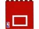 Part No: 3754pb05  Name: Brick 1 x 6 x 5 with NBA Logo and Basketball Backboard Pattern