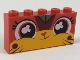 Part No: 39266pb01  Name: Brick 1 x 5 x 2 with Smiling Ultrakatty Pattern