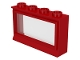 Part No: 453  Name: Window 1 x 4 x 2 with Fixed Glass